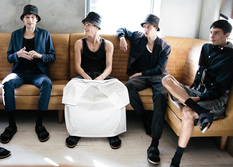 Shades of Grey Clothing SS14 Mens Birkenstocks Est Magazine