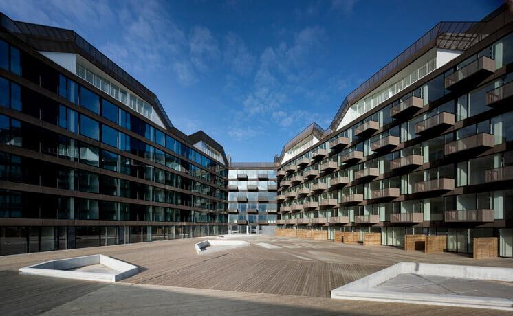 A Huset, København, Carsten Holgaard, Holgaard arkitekter a/s