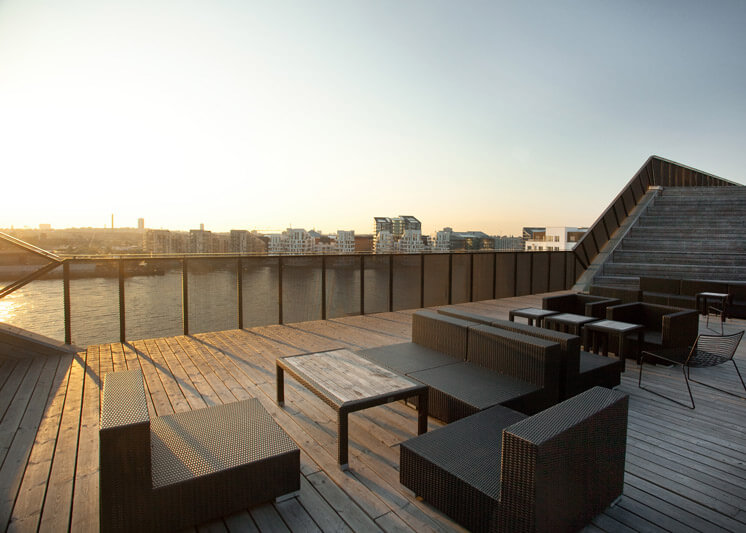 Stay Copenhagen Roof Terrace | Est Magazine