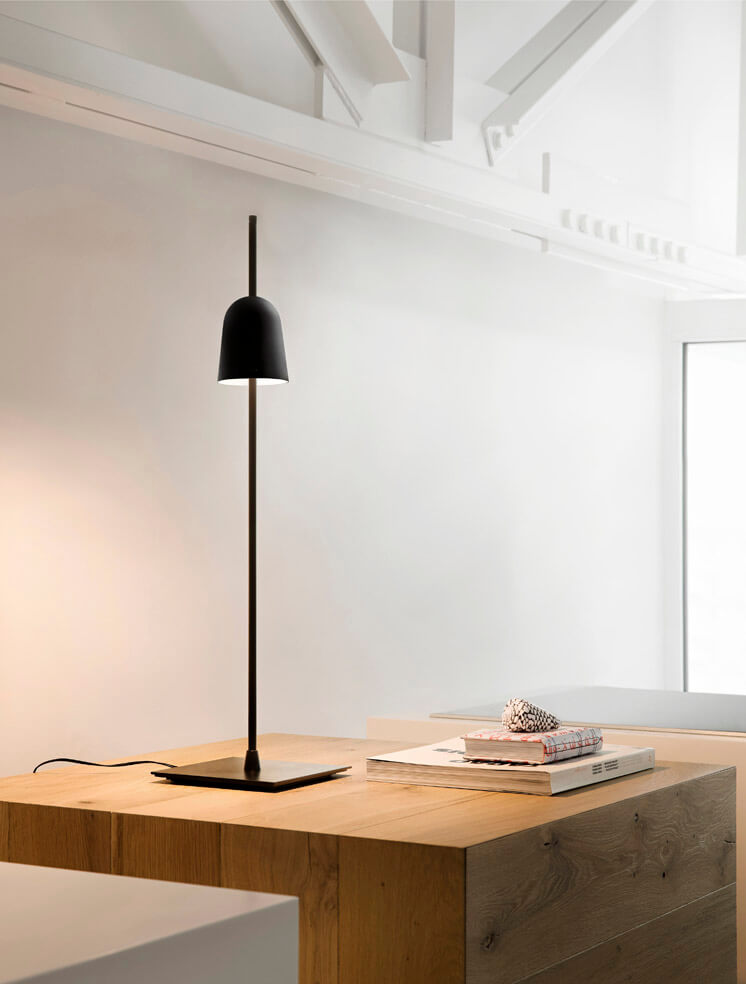Daniel Bybakken Ascent Table Light With Base Est Magazine
