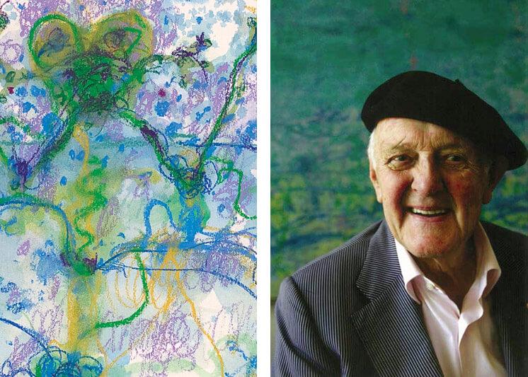 John Olsen New Paintings In association with Osborne Samuela Est Magazine