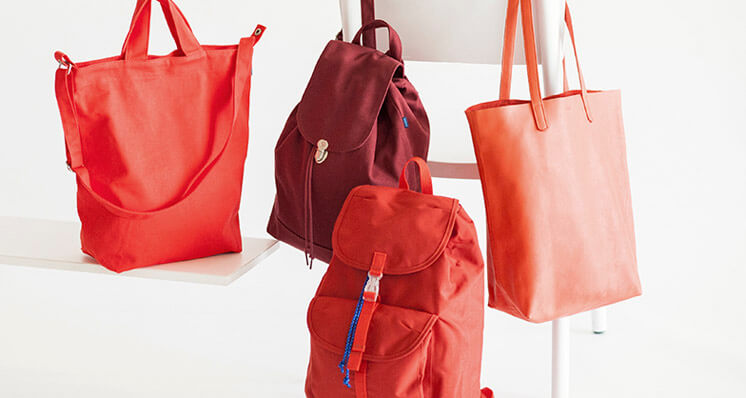 Vincent 2 Baggu Tote Collection Est Magazine