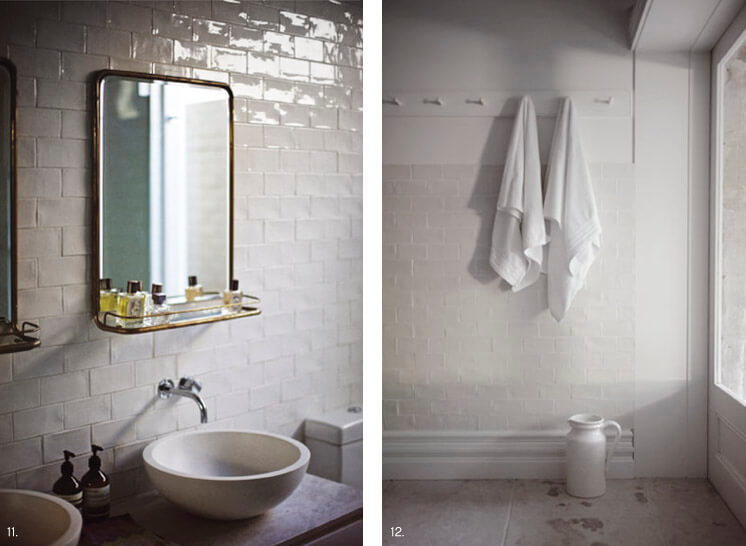Bathrooms | Lather up the luxe | Est Magazine | 11. Design Wonder | Photography © Paul Barbera 12. Design Justine Hugh Jones