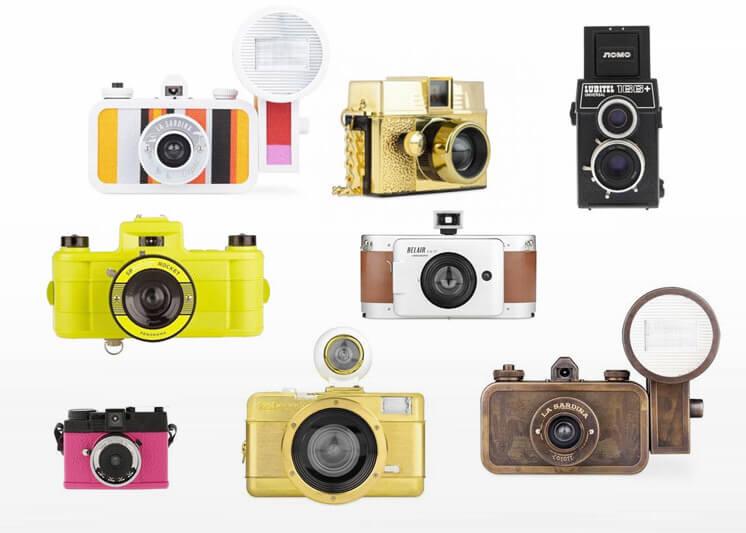 Lomography Cameras | Est Magazine 2