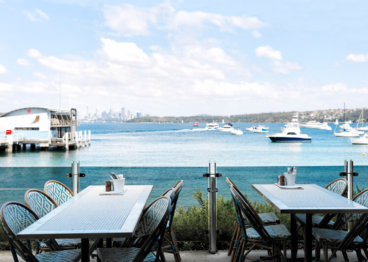 Watsons Bay Boutique Hotel | Beach Club Style | © Chris Court | Est Magazine