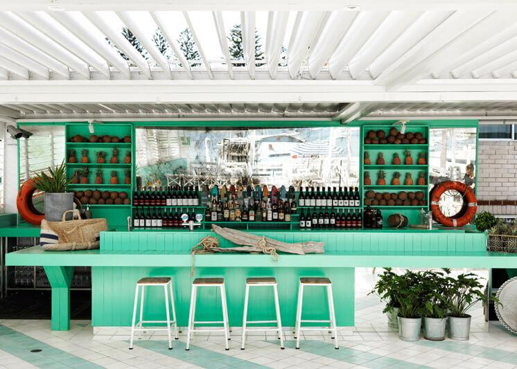 Watsons Bay Hotel | Beach Club Revamp | © Chris Court | Est Magazine