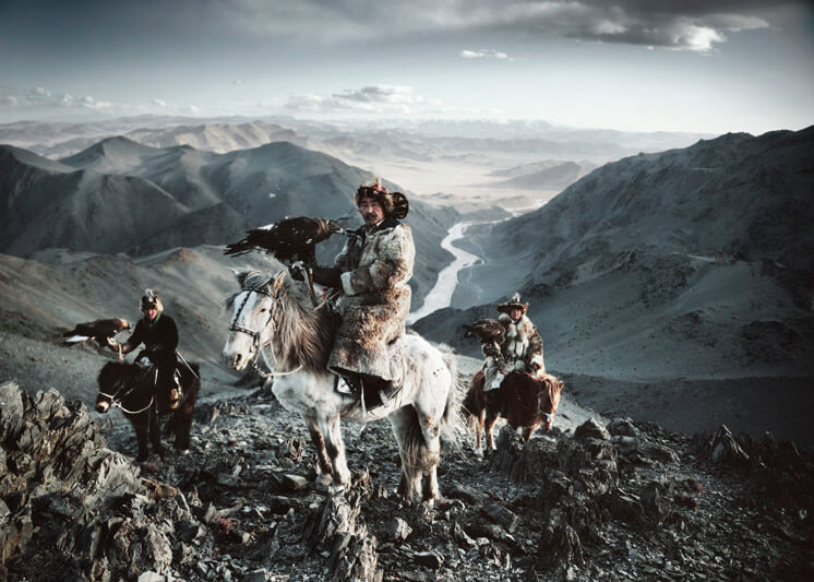 Before They Pass Away © Jimmy Nelson, Kazakhs, Mongolia, published by teNeues | Est Magazine