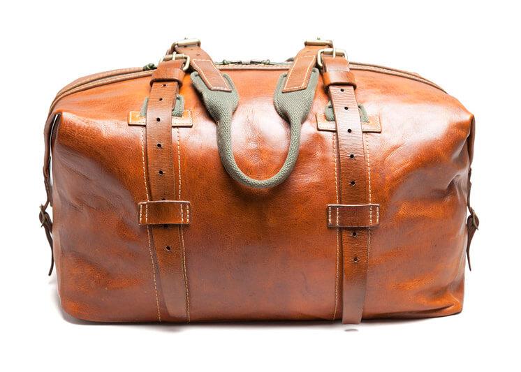Stephen Kenn | The Encounter Collection | Duffle Bag | Est Magazine
