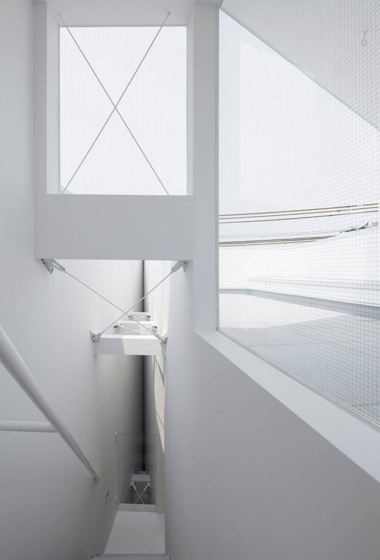 House in Tamatsu Kenji Architectural Studio | © Yohei Sasakura01 | Est Magazine