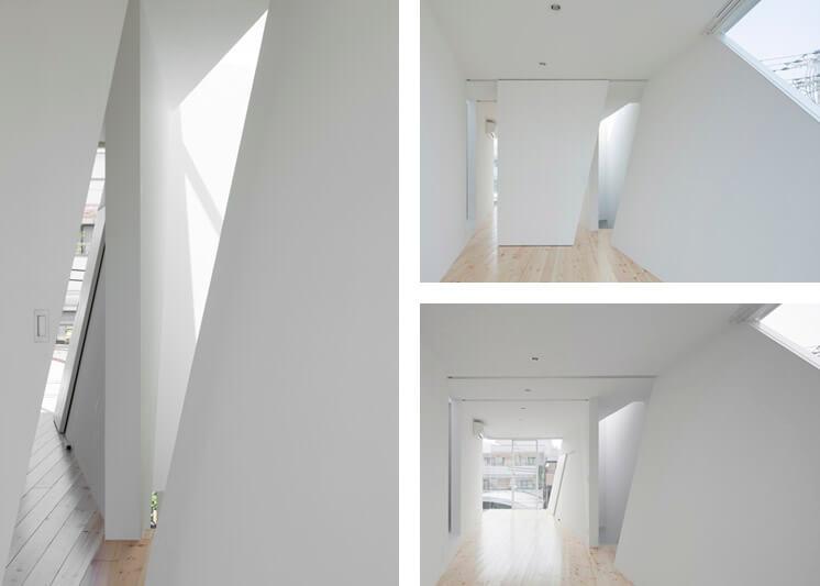 House in Tamatsu Kenji Architectural Studio | © Yohei Sasakura12 | Est Magazine