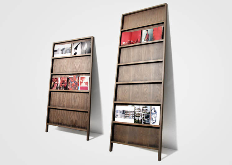 Moooii Oblique Shelving by Marcel Wanders Est Magazine
