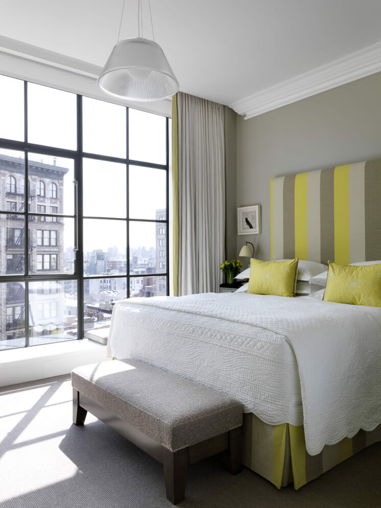 A fresh take on English elegance | Crosby Street Hotel | Est Magazine