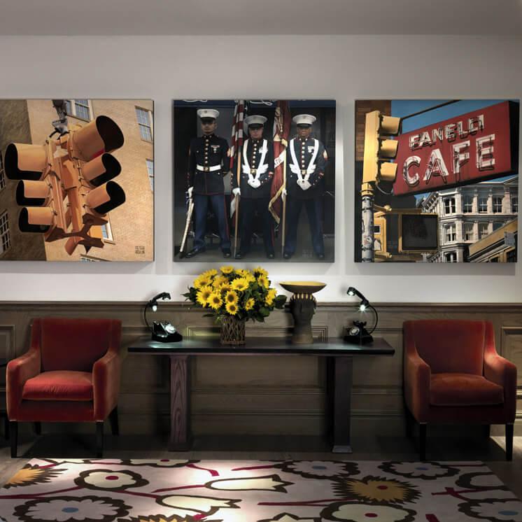 Foyer | Crosby Street Hotel | Est Magazine