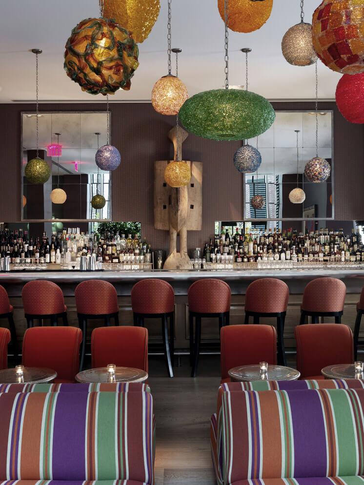 Bar | Crosby Street Hotel | Est Magazine