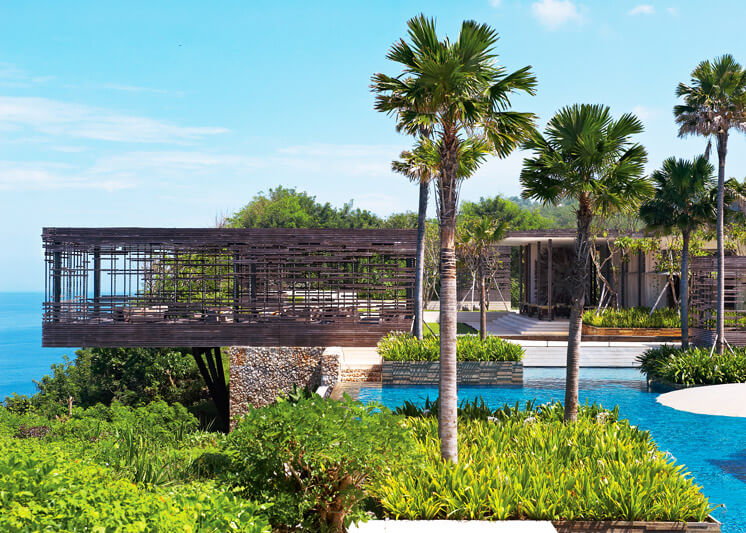 Mr and Mrs Smith_Alila Villas Uluwatu Bali Indonesia Exterior | Est Magazine