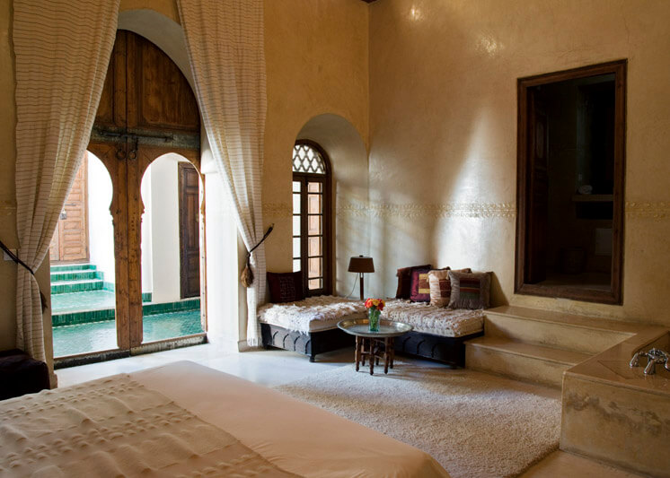 Mr and Mrs Smith_El Fenn_Marrakech_Morocco_Colonnade Room