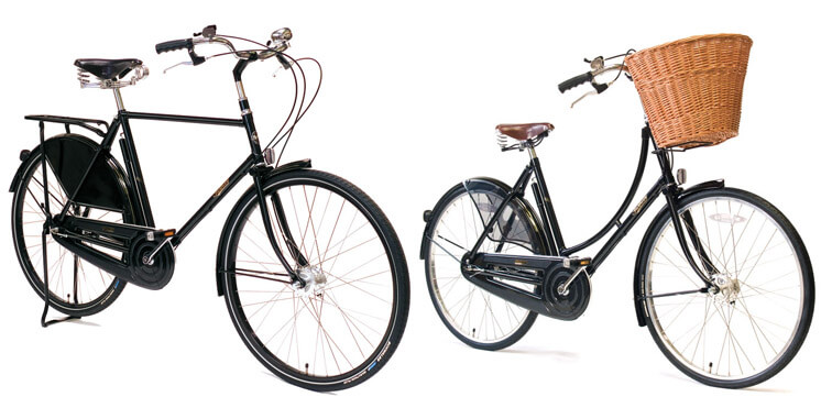 Pashley Classic Roadster Est Magazine