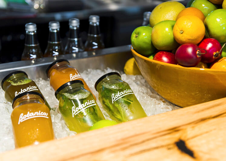 Rushcutters Botanica Juices The Keystone Group Est Magazine