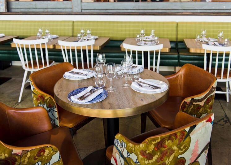 Rushcutters Dining Table The Keystone Group Est Magazine
