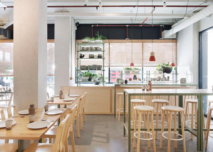 Ruyi Dumpling Bar | © Shannon McGrath 04 | Est Magazine
