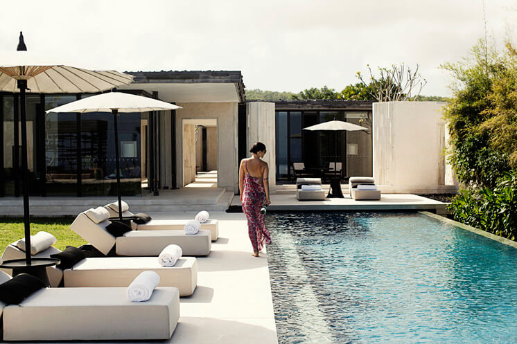 Alila Villas Uluwatu Bali | Cliffside Bedroom | Mr & Mrs Smith | Est Magazine