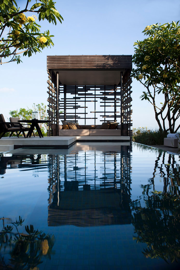 Alila Villas Uluwatu Bali | Cliffside Pool and Villa | Mr & Mrs Smith | Est Magazine