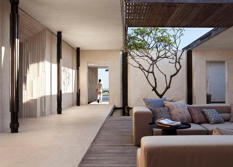 Alila Villas Uluwatu Bali | Entrance | Mr & Mrs Smith | Est Magazine