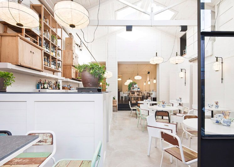 Davids Restaurant Melbourne © Shannon McGrath Est Magazine
