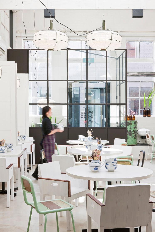 Hecker Guthrie | David's Restaurant Melbourne | © Shannon McGrath | Est Magazine