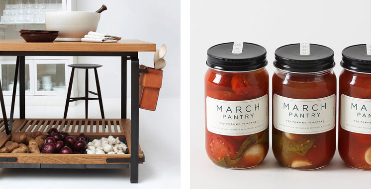 March Kitchen Table and Pantry Wares 29 Est Magazine