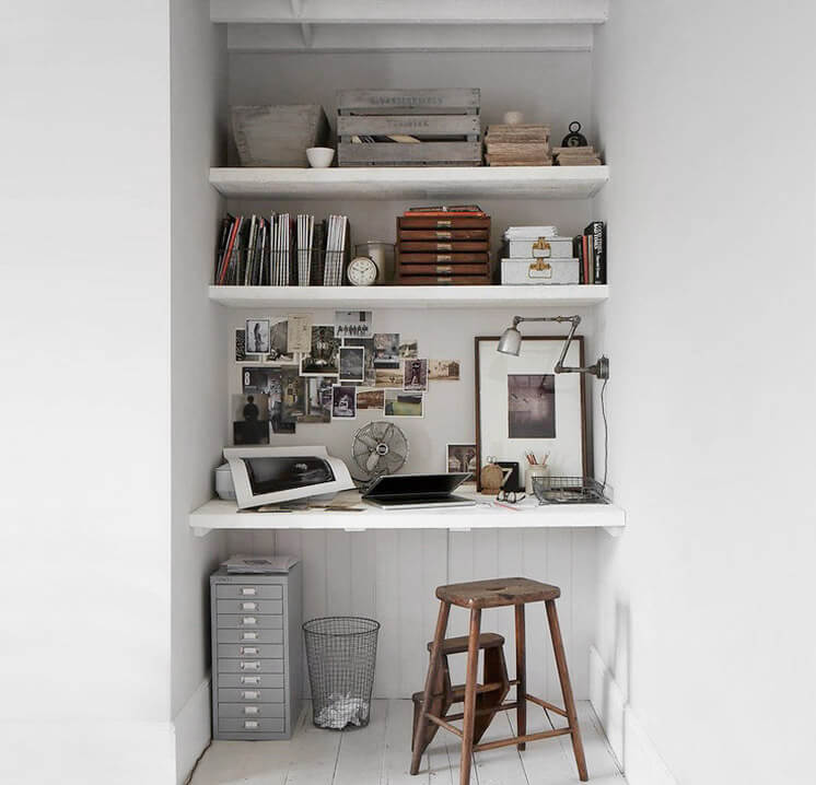 Accessories and storage essentials for a well organised office | Est Magazine