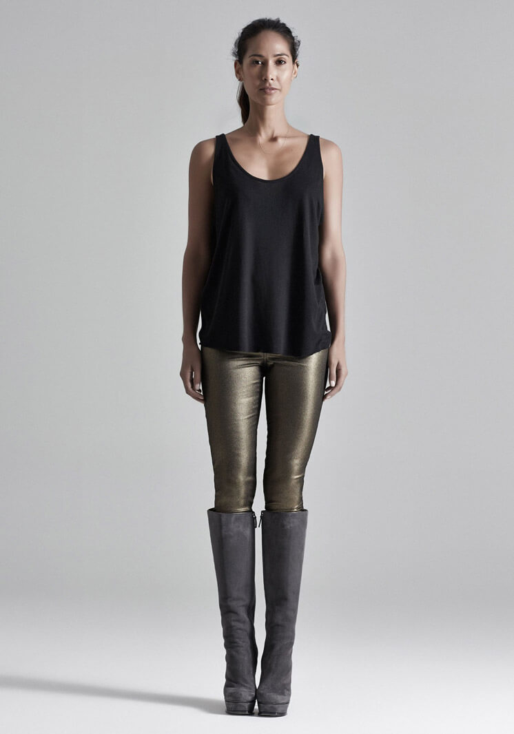 Brave Tank Top Viktoria + Wood Lindi Klim Capsule Collection Est Magazine