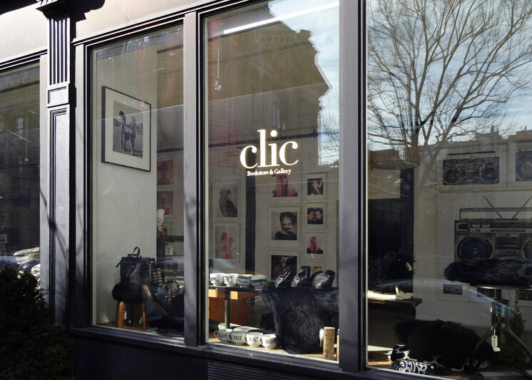 Clic Gallery General Store Front Est Magazine