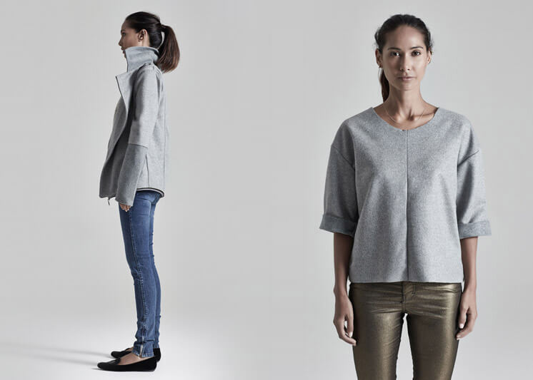 Crawford Jacket   Viktoria + Wood   Lindi Klim Capsule Collection   Est Magazine f
