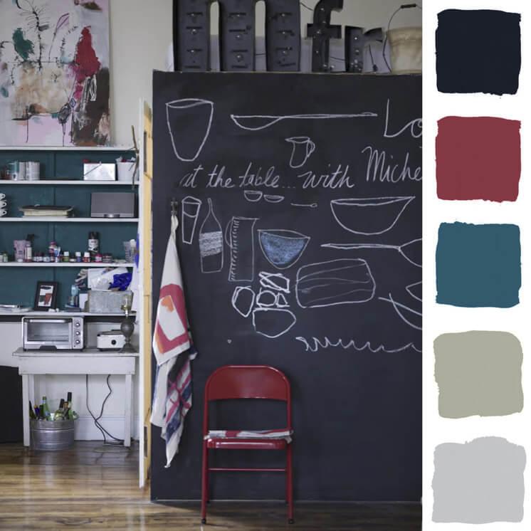 Heather Chontos | Colour Chronicles | Bauwerk Colour | Est Magazine 12