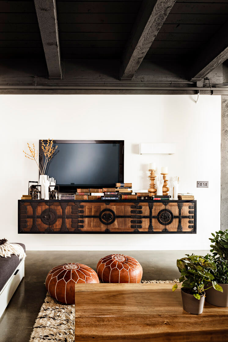 Jessica Helgerson Interior Design | Portland Loft TV | © Lincoln Barbour 1 | Est Magazine