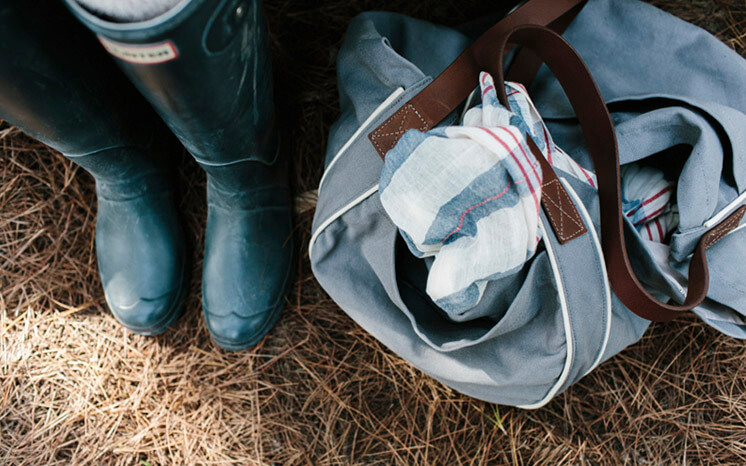 Laura Wortlock   Once Was Lost Bag   Est Magazine