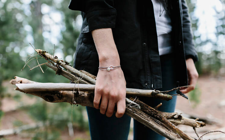 Laura Wortlock Once Was Lost Sticks Est Magazine