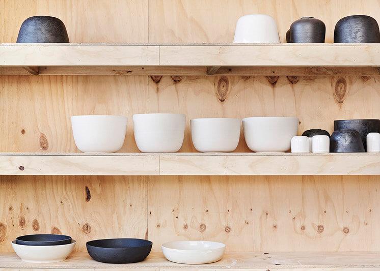 Bruce Rowe Anchor Ceramics | © Scottie Cameron | Est Magazine