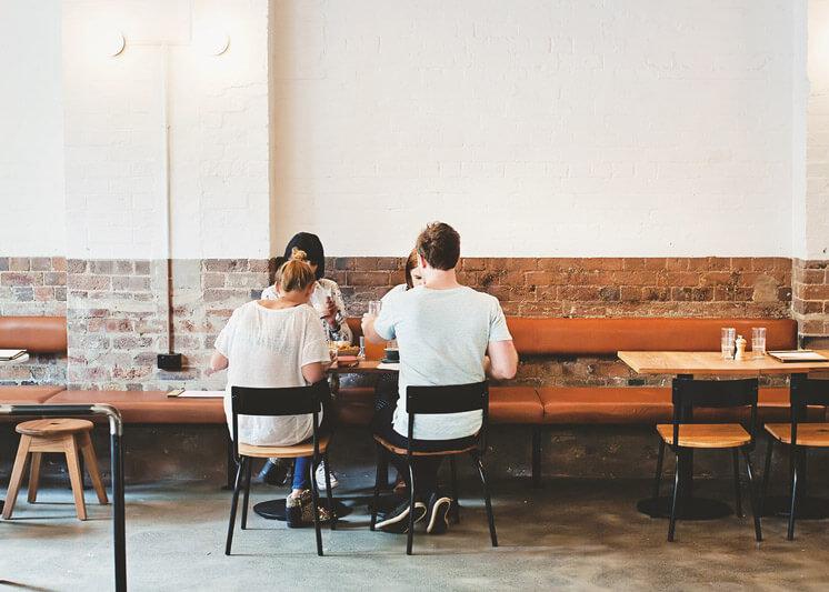 Cafe Interior | The Three Williams Redfern | Est Magazine