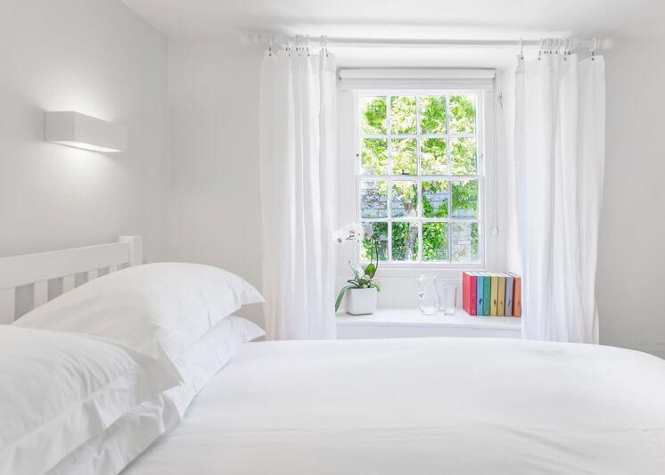 Charlestown Cornwall Bedroom | Kid & Coe | Est Magazine