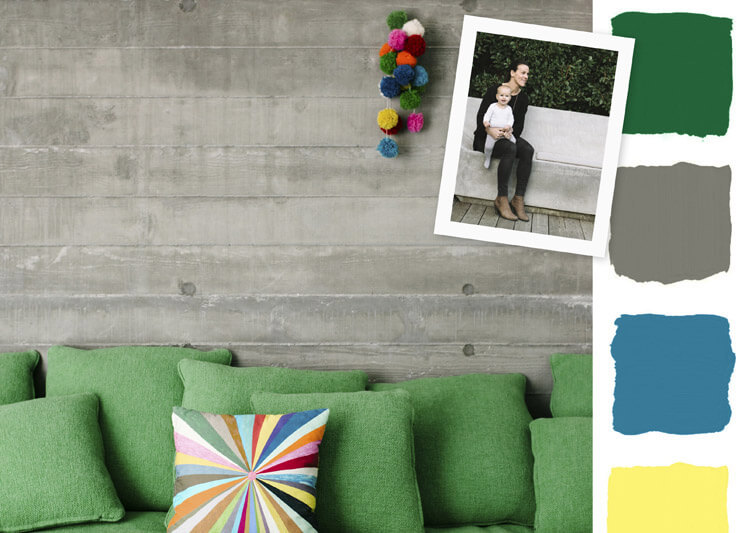 Colour Chronicles Jane and Simon Hayman Bauwerk Colour © Brooke Holm Est Magazine