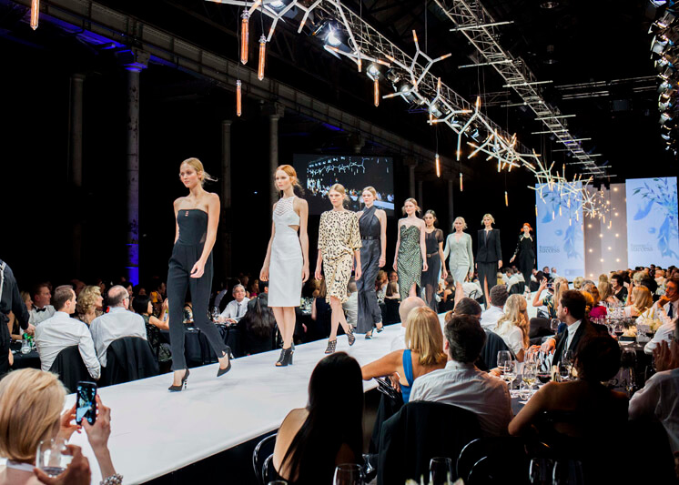 Fashion Show Finale BT Runway For Success 2014 Est Magazine