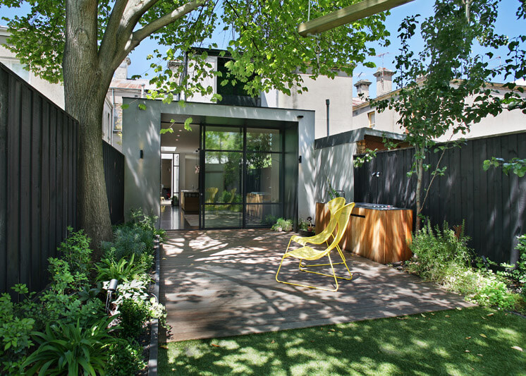 Fitzroy Residence Hero Carr Architecture Est Magazine
