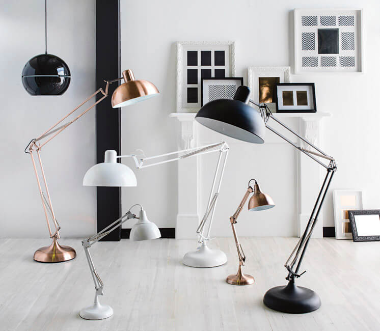 Lamps Homewares Injection | Domayne Winter 2014 Catalogue | Est Magazine