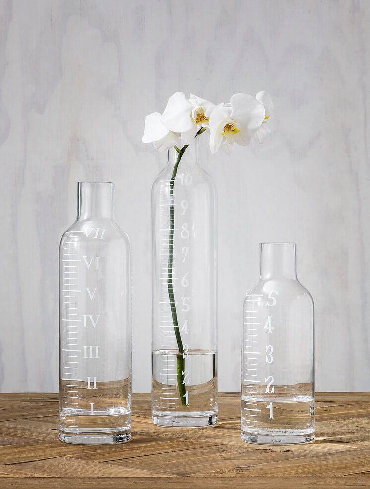 Glass Beaker Homewares Injection | Domayne Winter 2014 Catalogue | Est Magazine