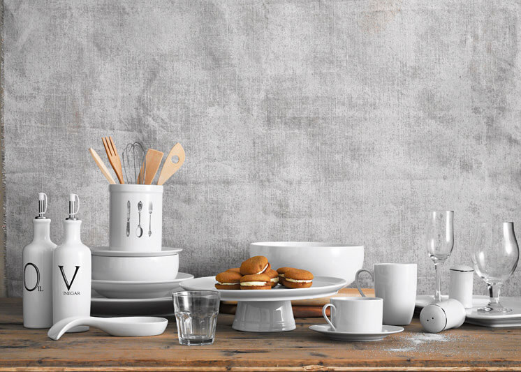 Kitchen Homewares Injection | Domayne Winter 2014 Catalogue | Est Magazine
