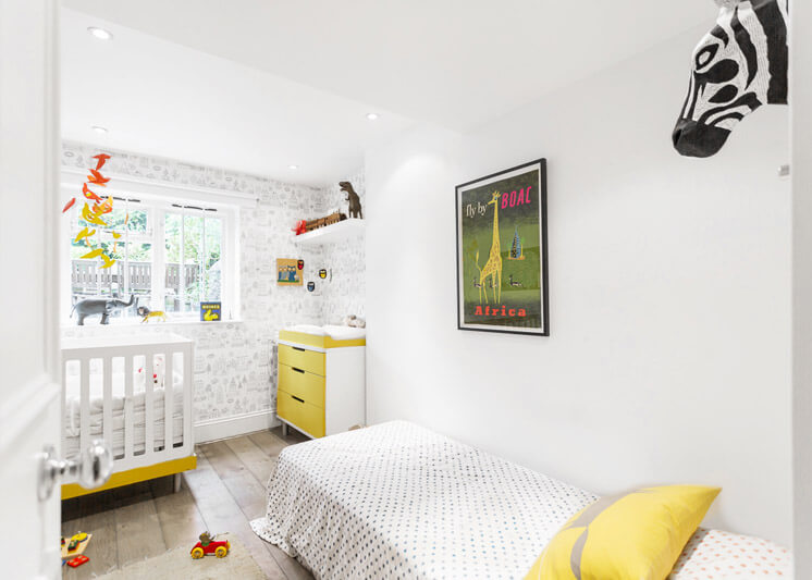 London Regents Park Road Kids Room | Kid & Coe | Est Magazine