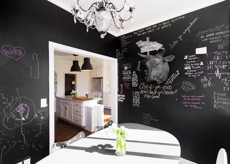 San Francisco Marina Blvd Dining Room | Kid & Coe | Est Magazine