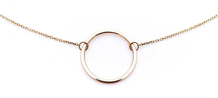 Sarah Sebastian YoungSunNecklace Gold 01